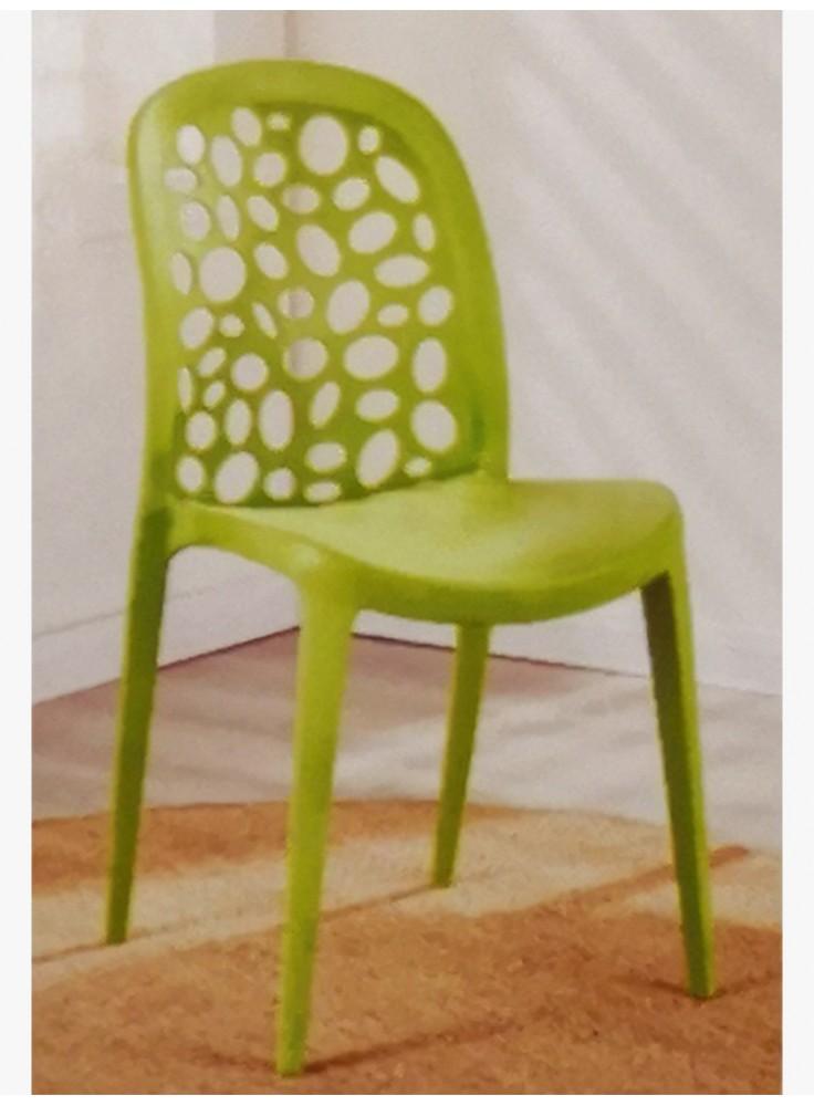 繽紛PP椅