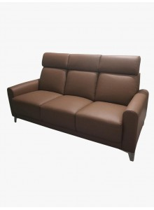 Half leather sofa (No. 6137)