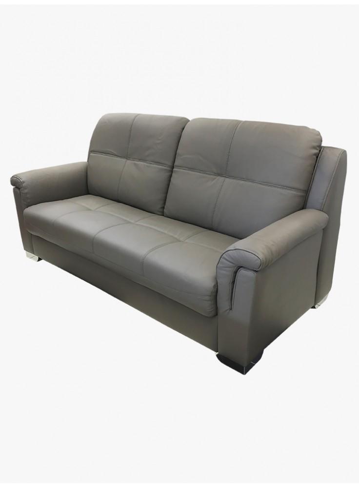 Half leather sofa (No. 613)