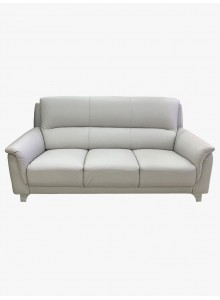 Half leather sofa (No. 616)
