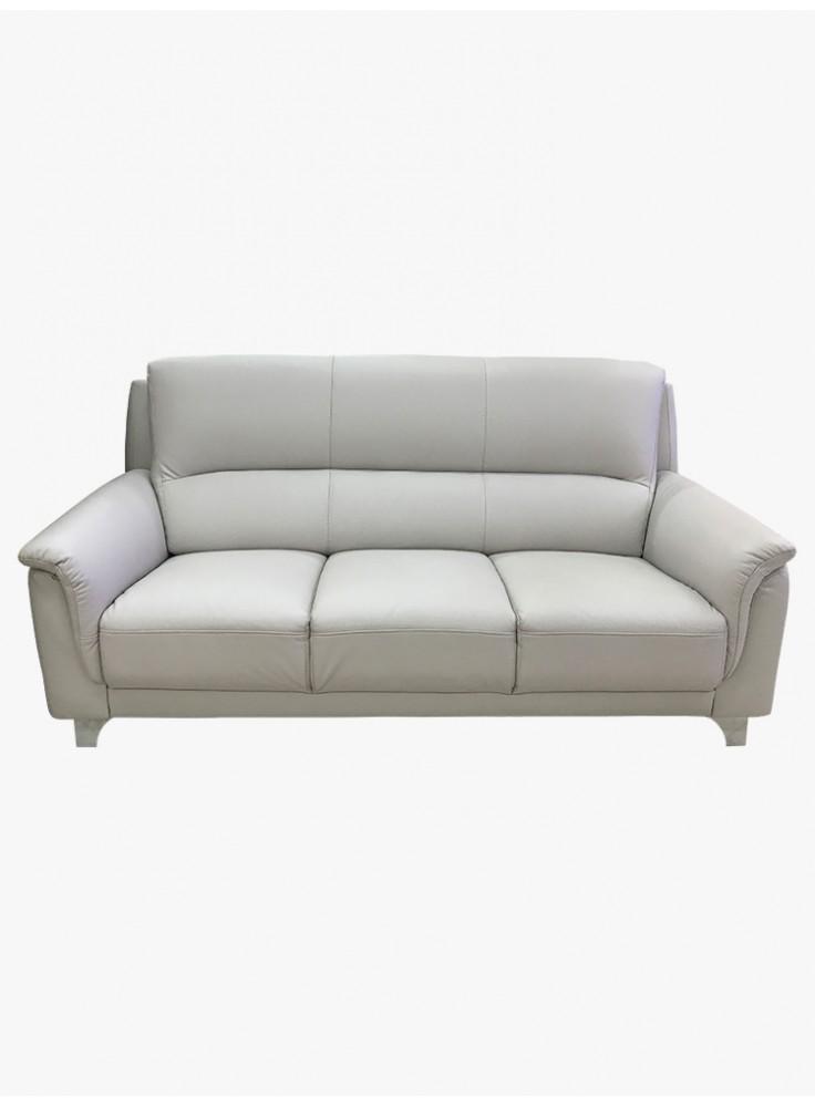 Half leather sofa (No. 616)