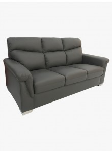 Half leather sofa (No. 618)