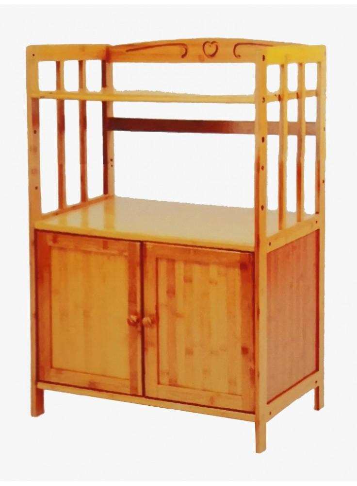 楠竹收納廚櫃