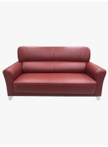 Half leather sofa (No. 612)