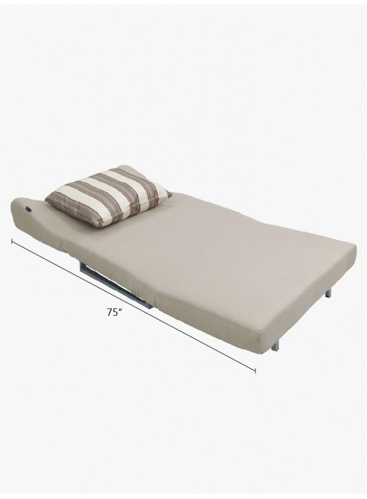 布藝梳化床